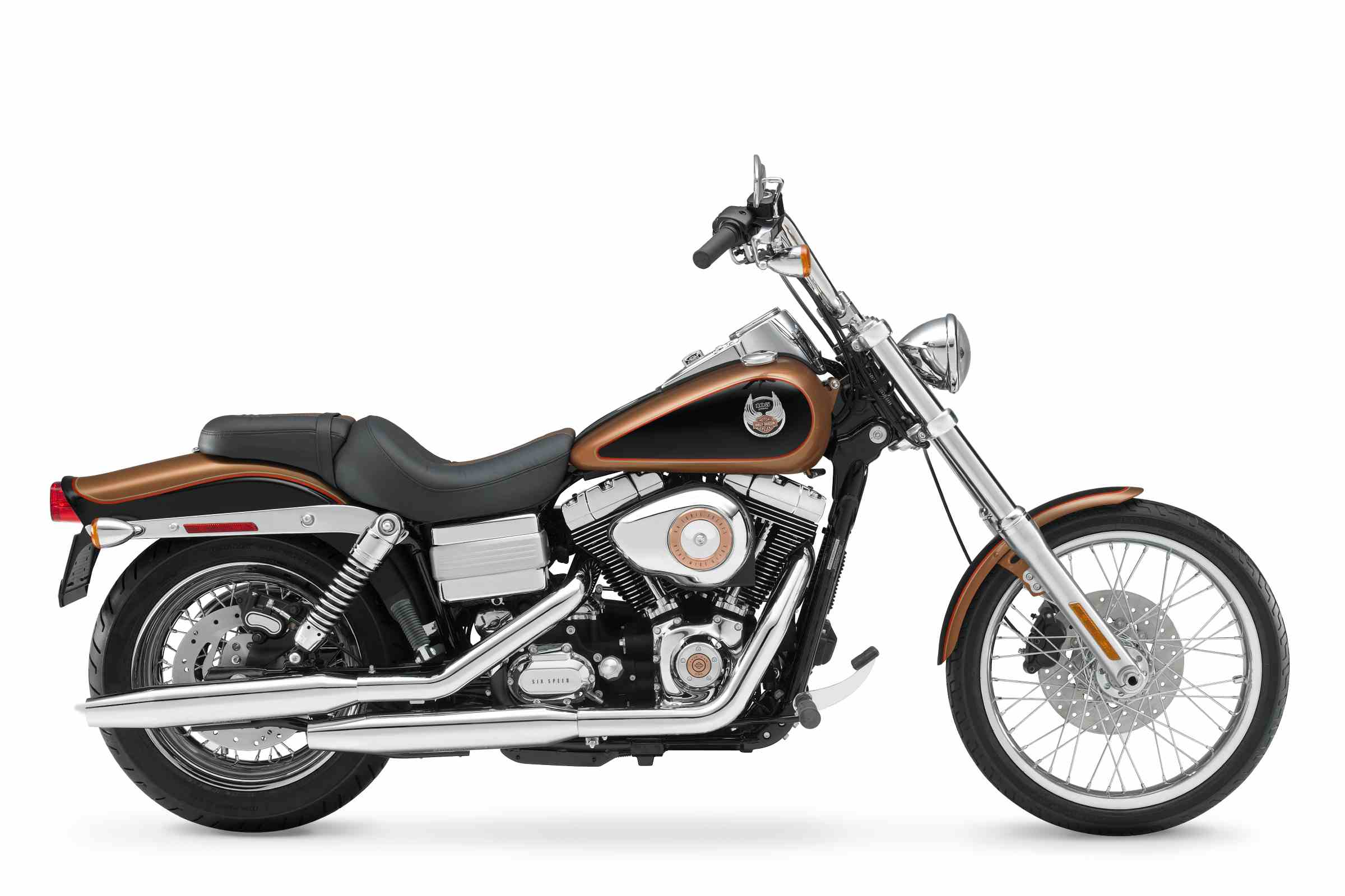 FXDWG Dyna Wide Glide Anniversary Model