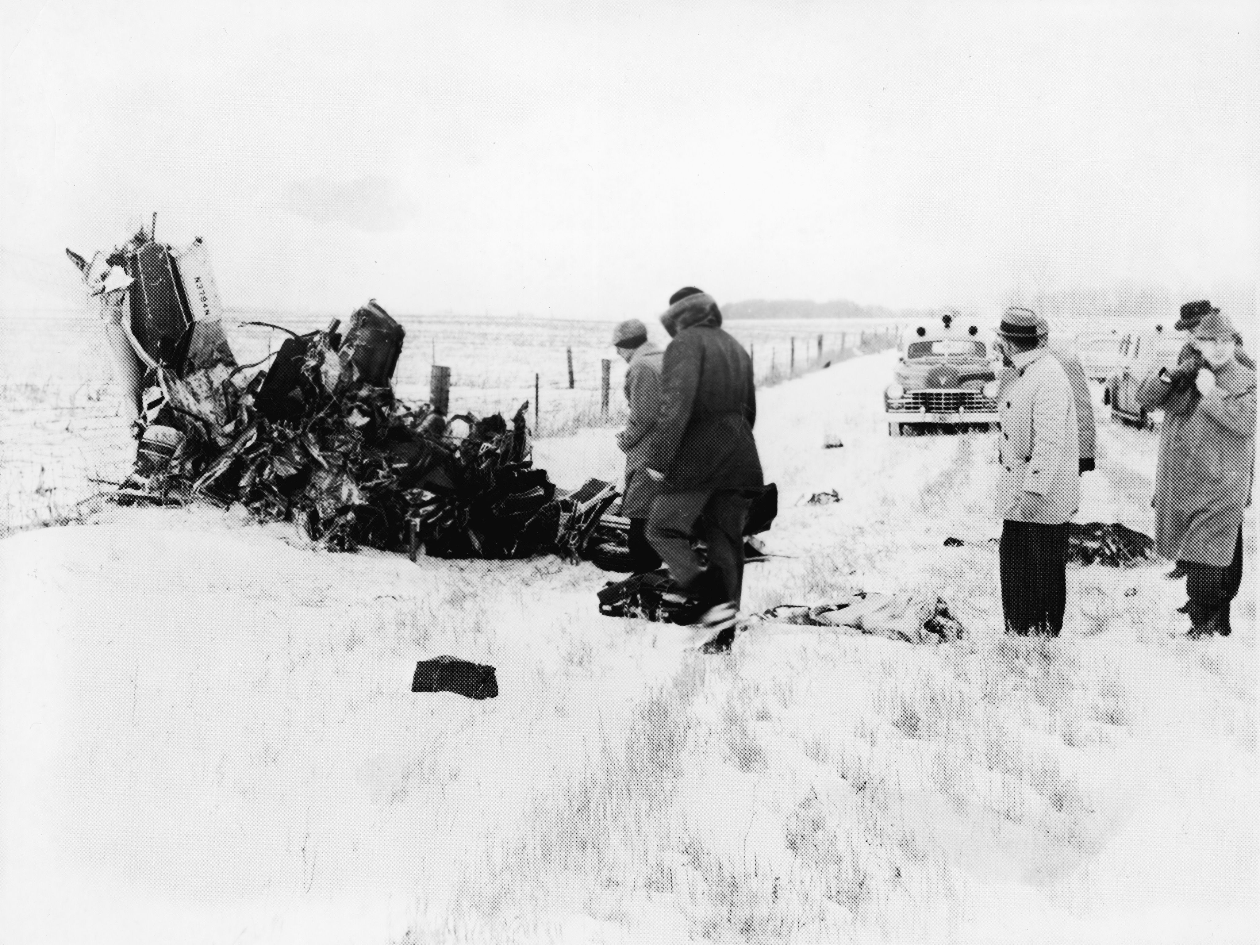 Details on the Buddy Holly Plane Crash of 1959
