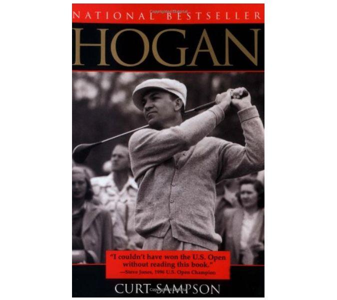 Hogan biography book cover
