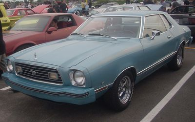 Ford Mustang Fourth Generation Wikipedia >> Ford Mustang Generations