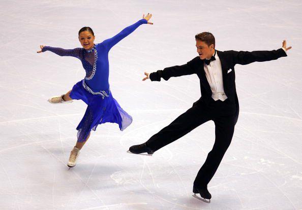 Alexandra Zaretski and Roman Zaretski of Israel