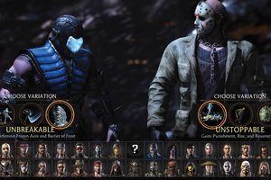 Screenshot of Mortal Combat XL