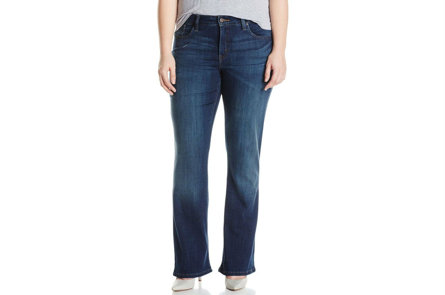largest selection of many fashionable hoard as a rare commodity The Best Jeans Brands and Styles for an Apple Body Type