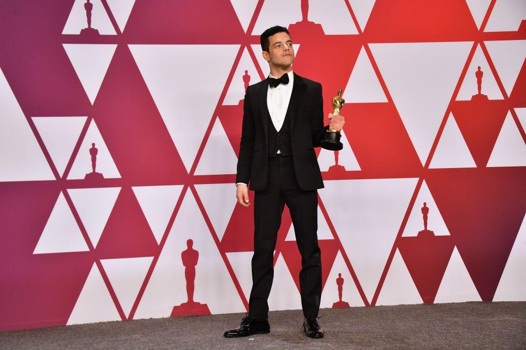 Actor Rami Malek