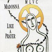 Madonna's Like a Prayer cover