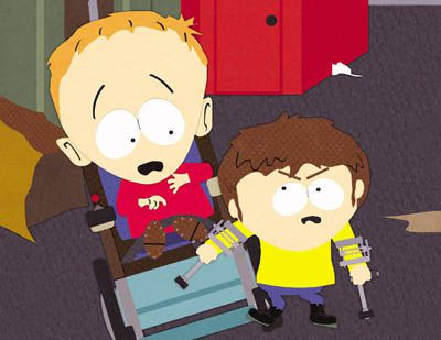 South Park - Timmy and Jimmy