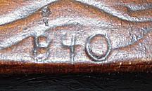 Identification mark