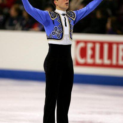 Sean Carlow - Australian Skating Champion
