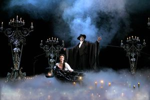 Phantom of the Opera comes to Charlotte's Belk Theater June 10 - July 5, 2009.