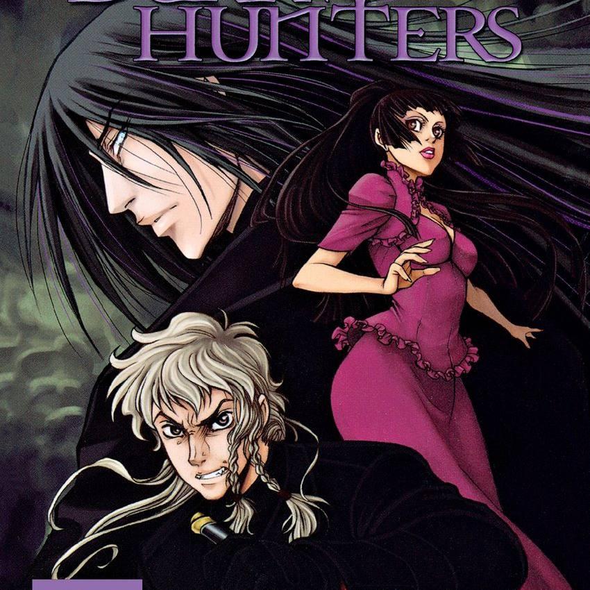 The Dark Hunters Vol. 3 cover art.