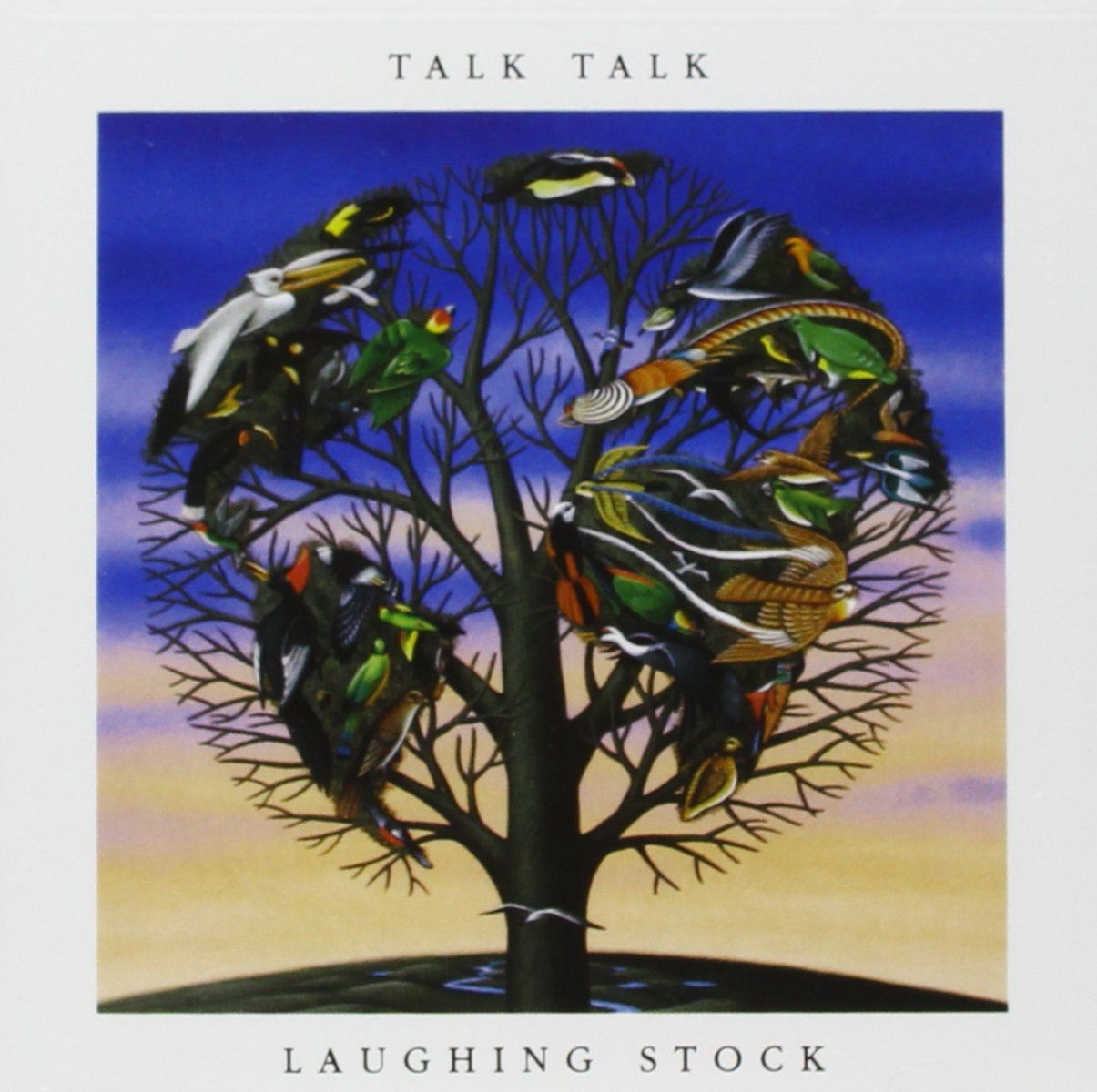 Talk Talk 'Laughing Stock' (1991)
