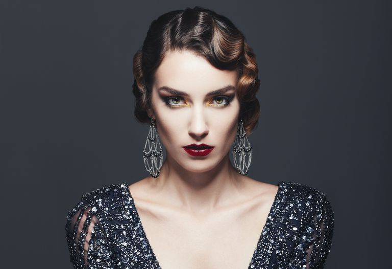 1920's Finger Waves: A Vintage Hair Trend Returns