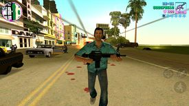 Screenshot of GTA: Vice City Stories