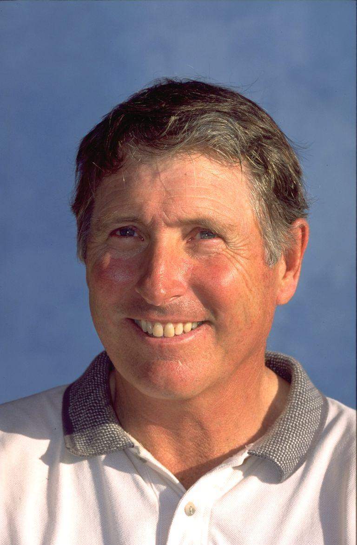 golfer Mike Reasor