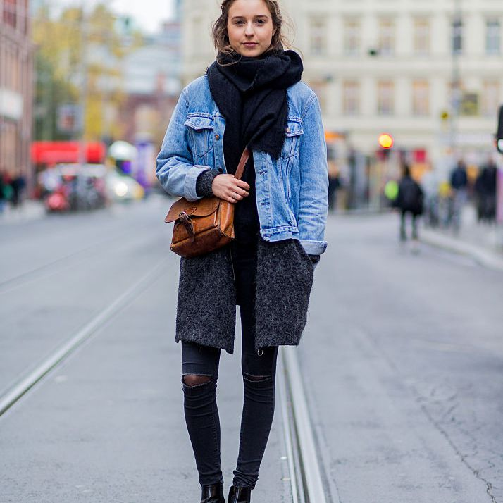 Casual Outfits Street Style For Winter 2014 2015: How To Dress This Winter