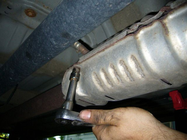 Avoid Muffler Repair by Tightening One Bolt