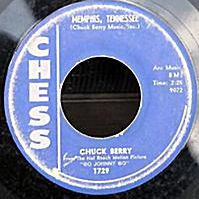 Chuck Berry, chess