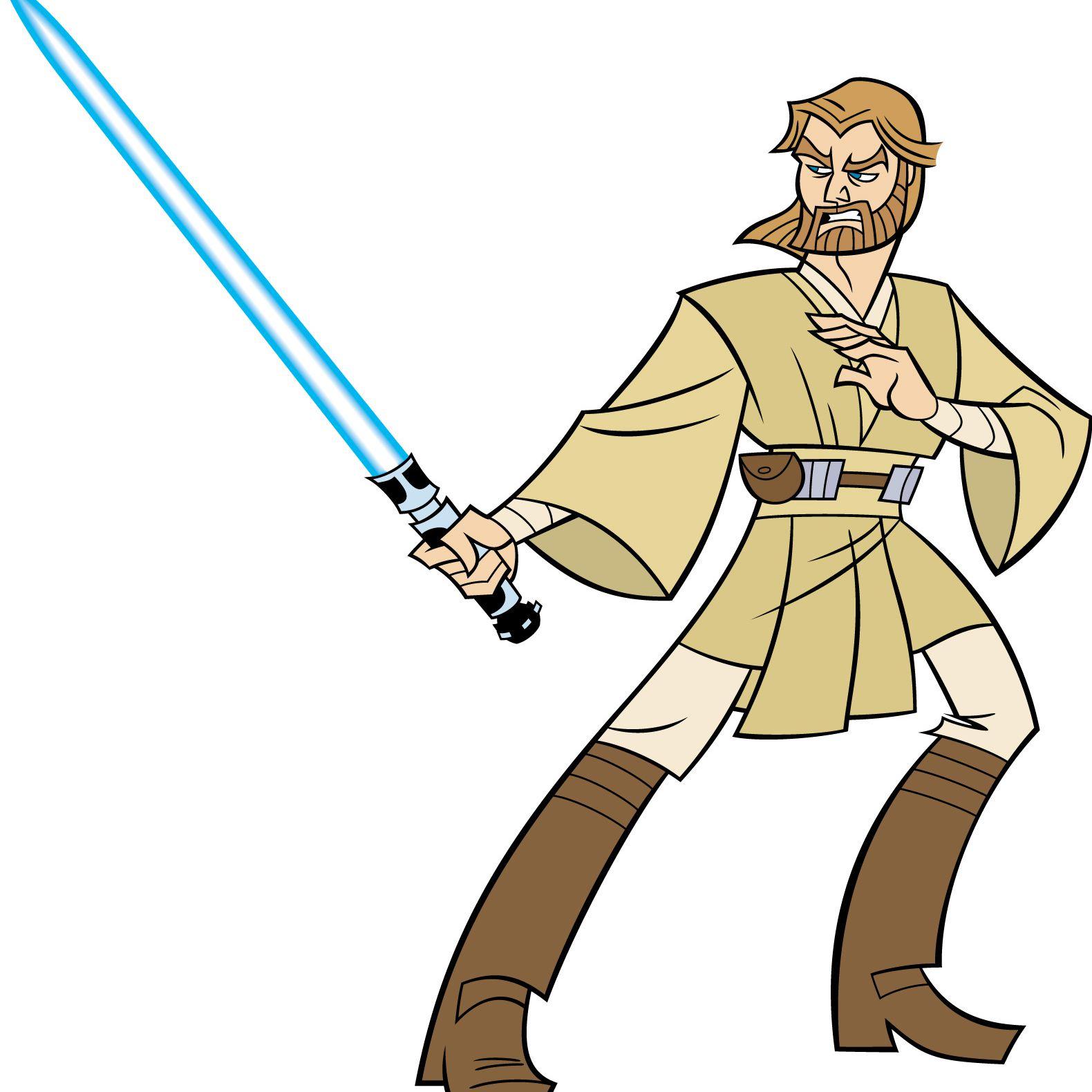 'Clone Wars' Obi Wan Kenobi