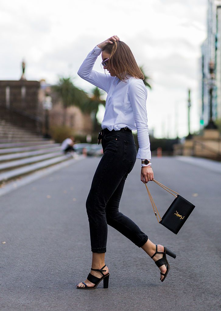 Summer Fashion - Try These Hot Street Style Outfits With Denim 2241a5383