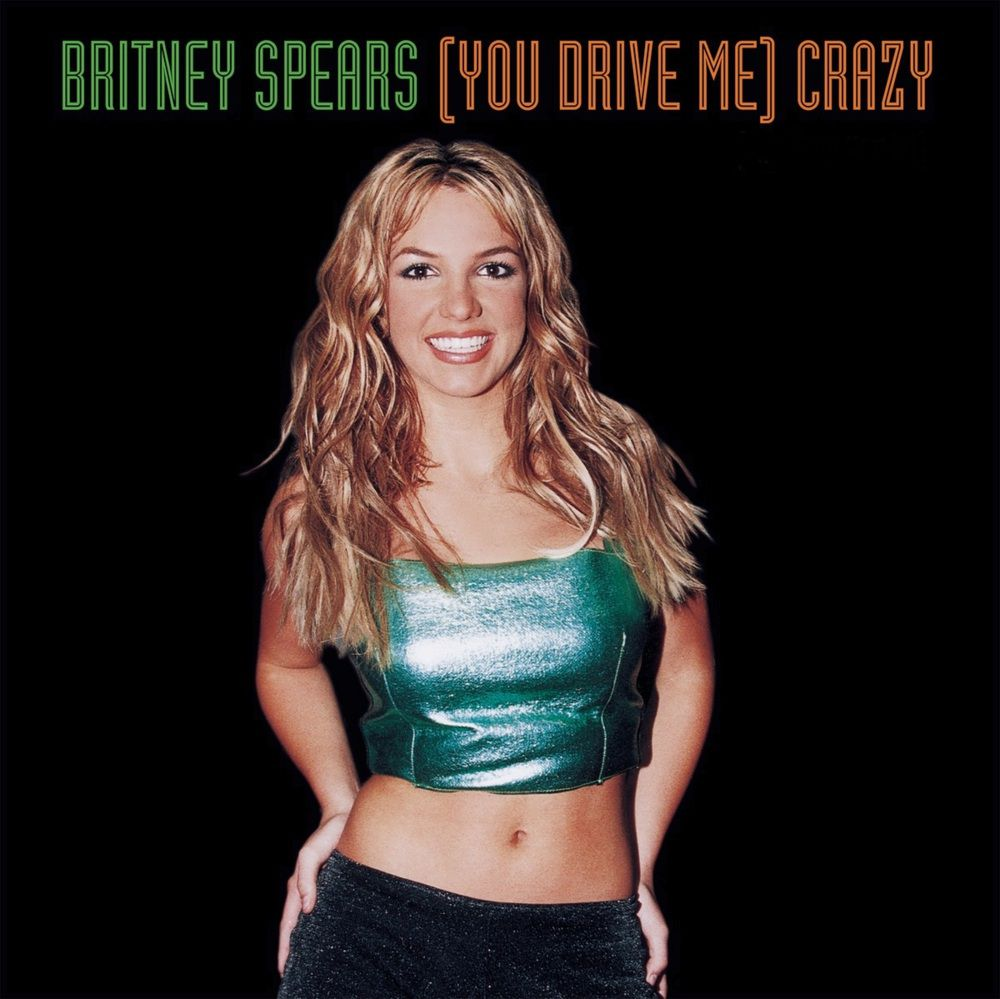 Album art for Britney Spears - (You Drive Me) Crazy