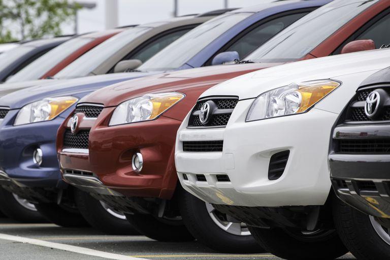 Toyota Suv Names >> Toyota Sport Utility Vehicles Suvs Model