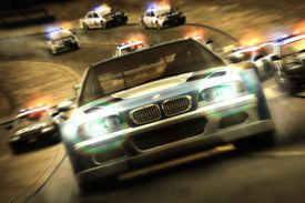 Need for Speed: Most Wanted cover art