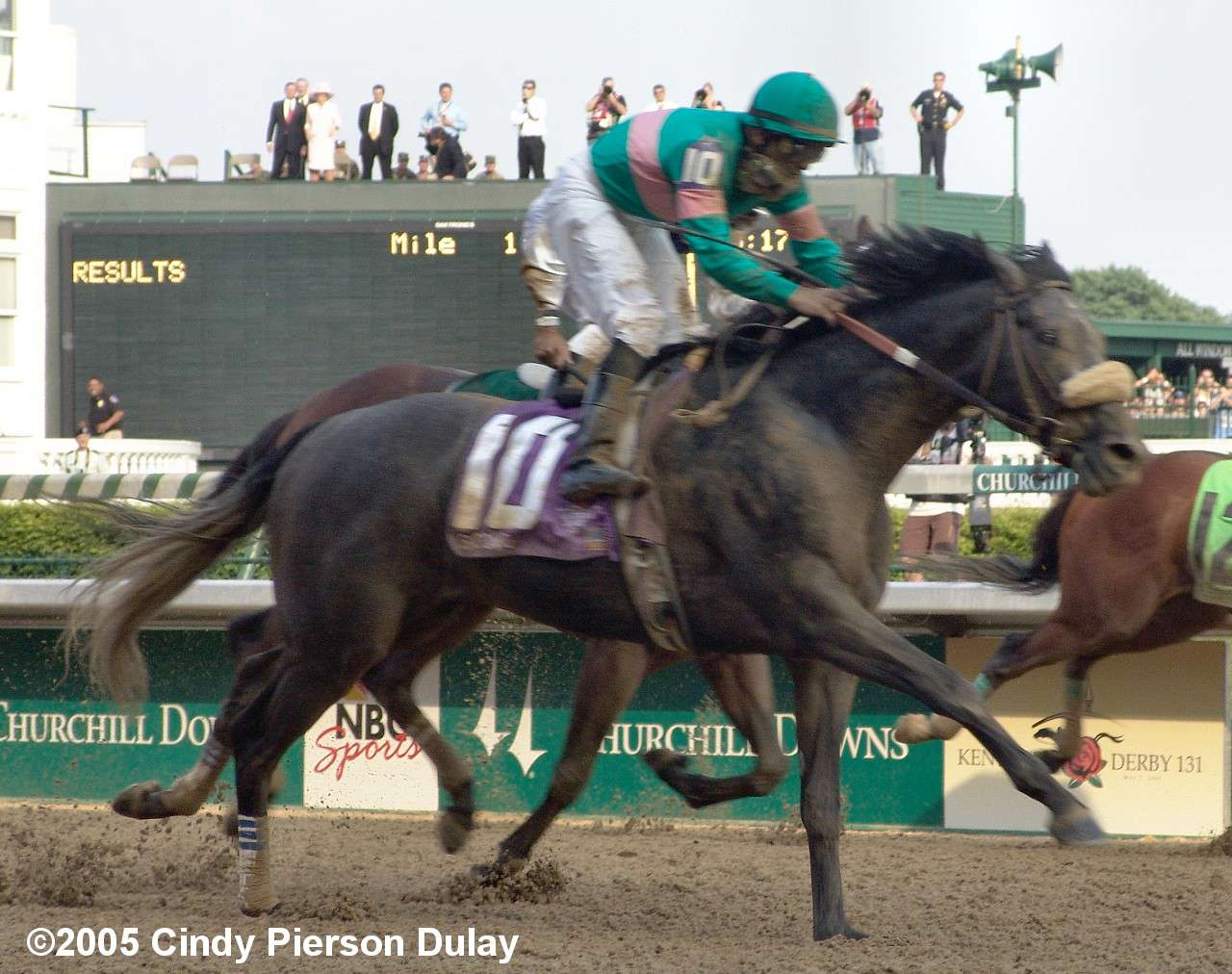 horse racing Giacomo
