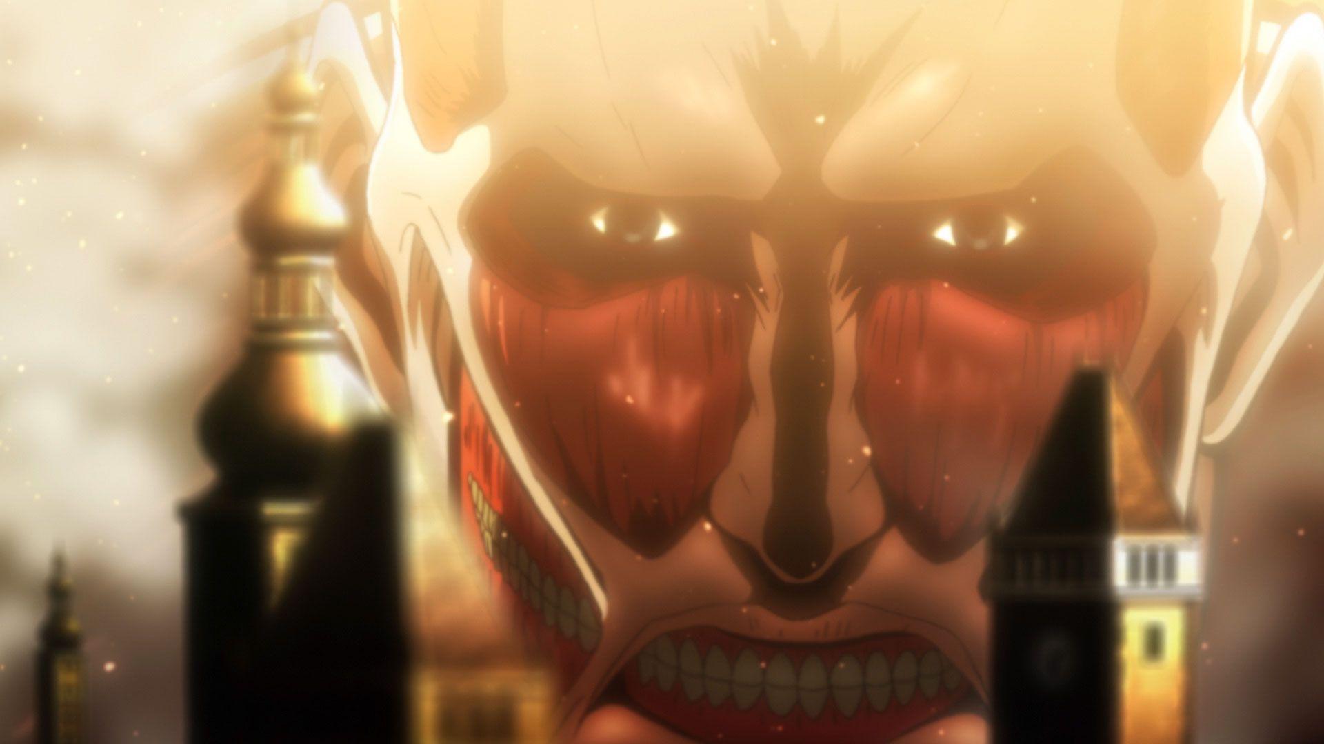 Attack on Titan anime image