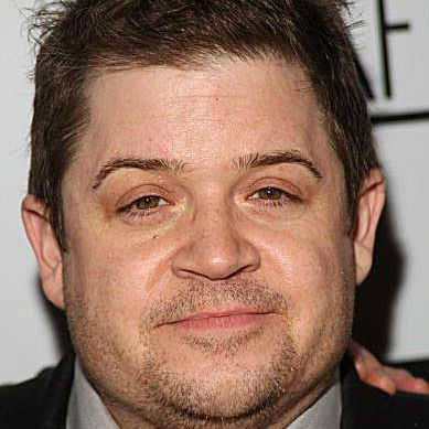 Photo of stand-up comedian Patton Oswalt