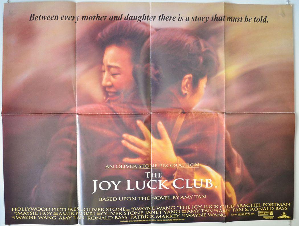 Joy Luck Club poster