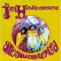 """Jimi Hendrix Experience's """"Are Your Experienced?"""" album"""