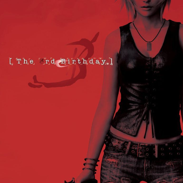 The 3rd Birthday game cover for PSP