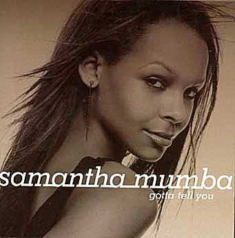 "Samantha Mumba - ""Gotta Tell You"""