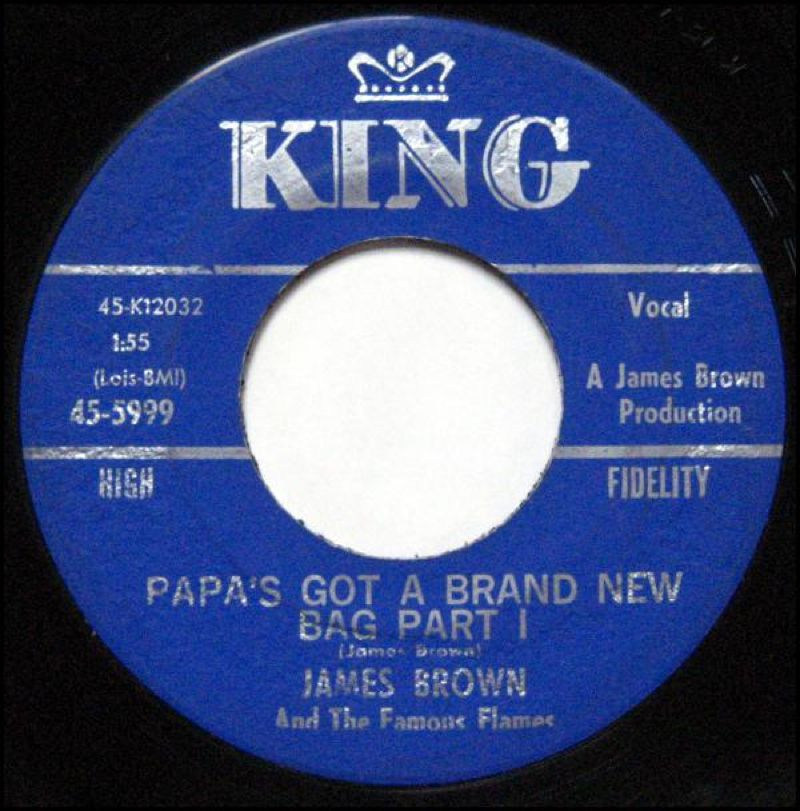 James Brown - Papa's Got a Brand New Bag, Part 1