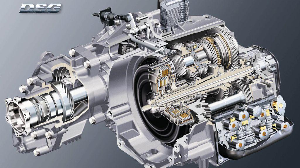 How DSG Works - Understanding Dual-clutch Transmission