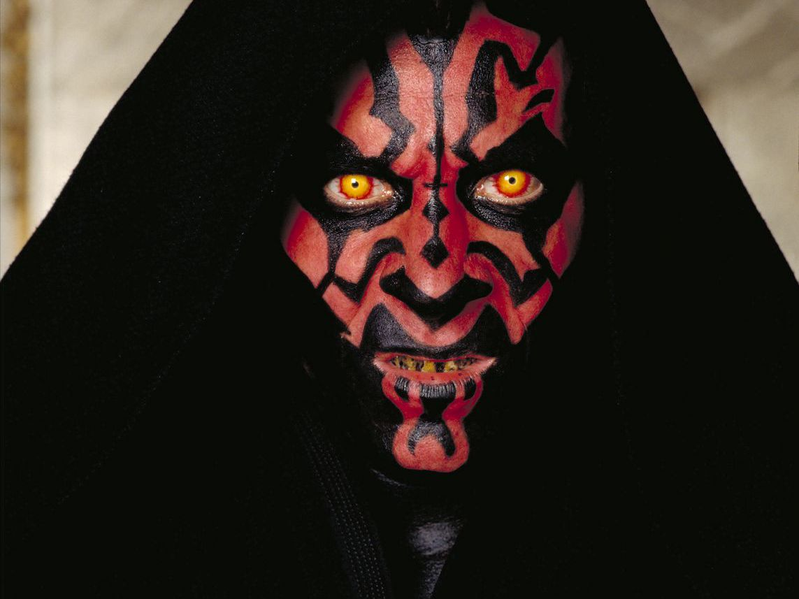 Star Wars Character Profile of Darth Maul