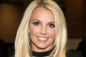Portrait of Britney Spears