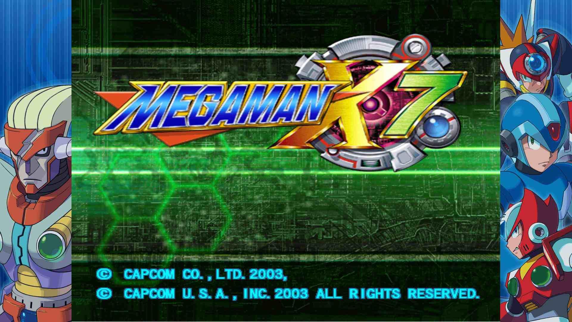 Mega Man X7 was released for multiple platforms in 2003.