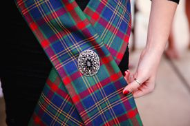 How to wear a brooch without looking dated.