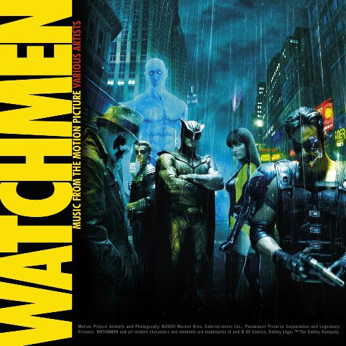 Watchmen Soundtrack cover