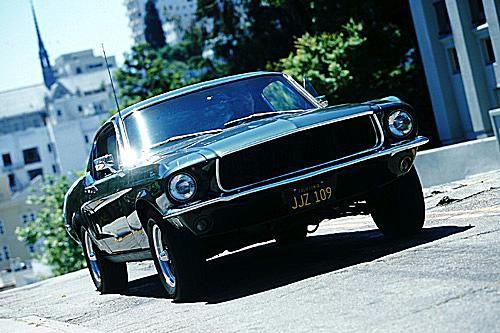 1968 GT 390 Mustang