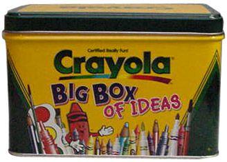 Crayola Big Box of Ideas