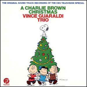 Charlie Brown Christmas album cover