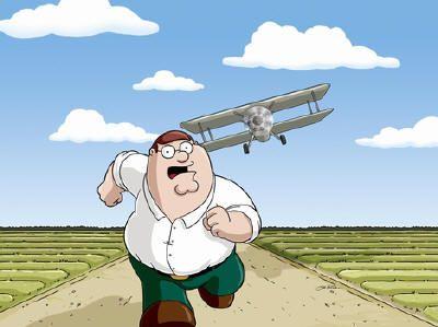 North by North Quahog - Family Guy