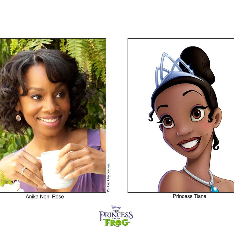 The Princess And The Frog Photo Gallery Of Characters