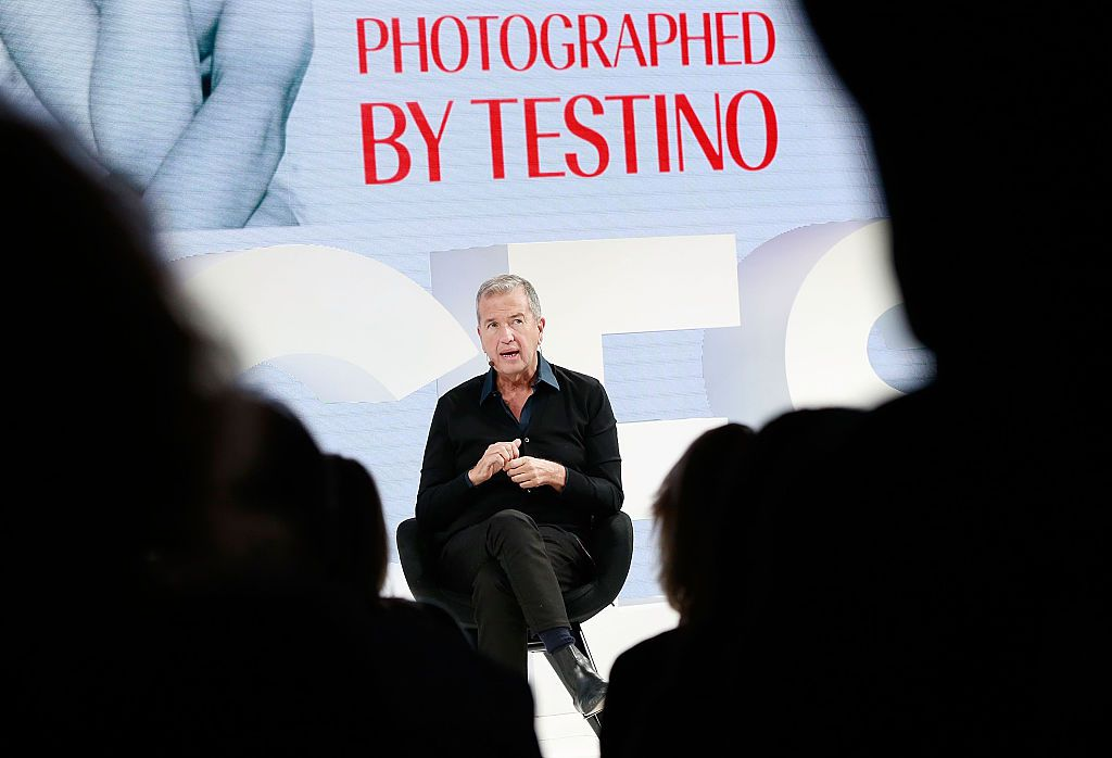The Business of Fashion Presents An Exclusive Conversation With Mario Testino