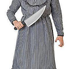 Psycho Norman Bates Halloween costume
