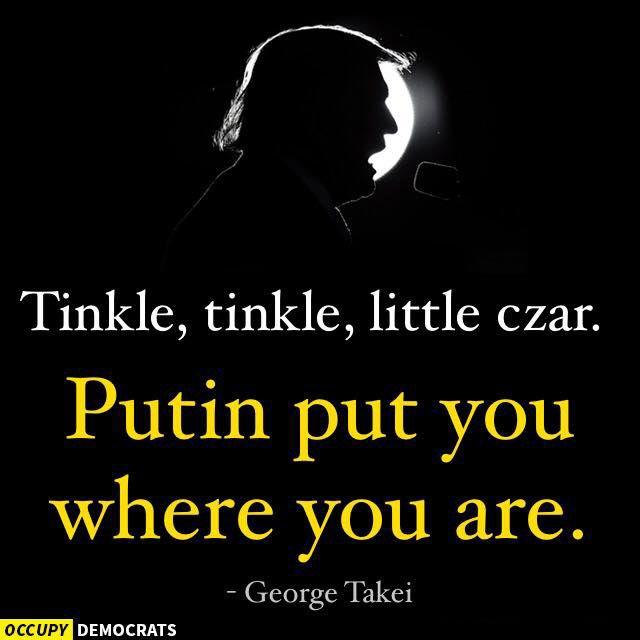 tinkle tinkle - trump meme