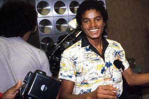 Michael Jackson in 1979
