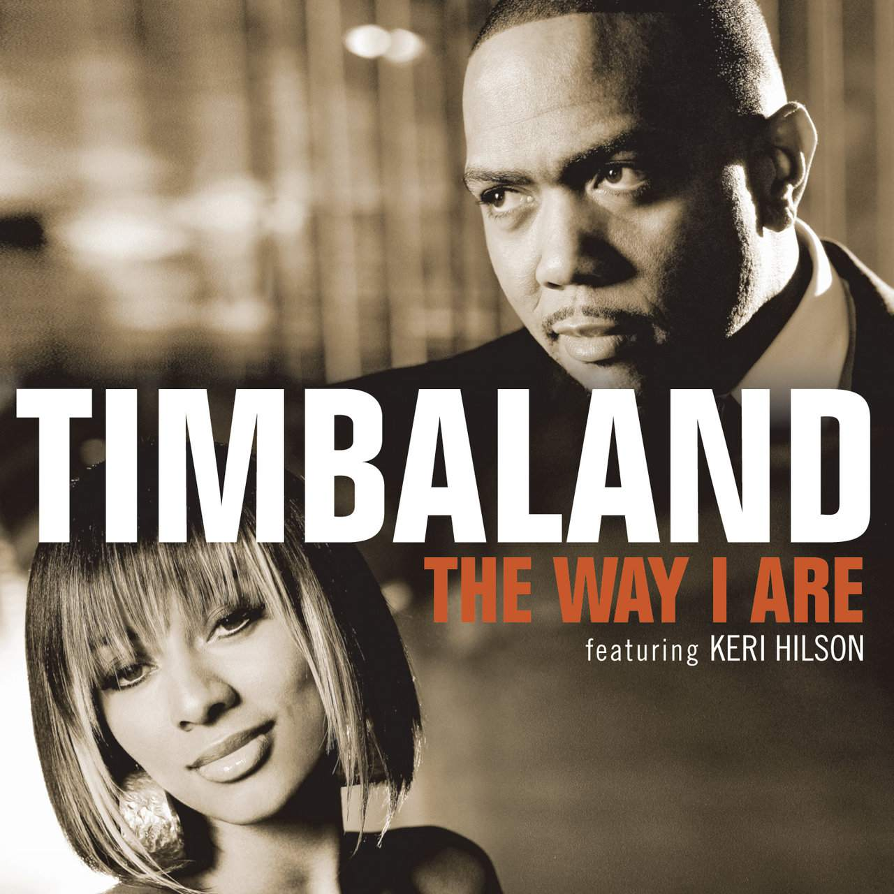 """Timbaland featuring Keri Hilson - """"The Way I Are"""""""